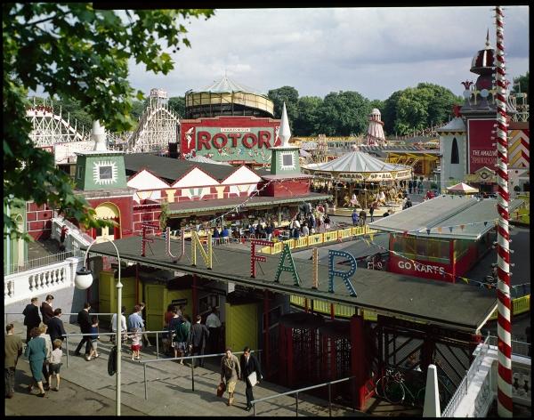 Battersea Park Fun-Fair