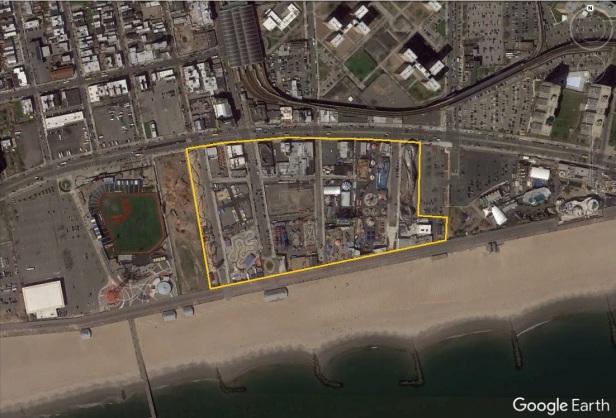 Des parcs en ville - Coney Island (perimetre)