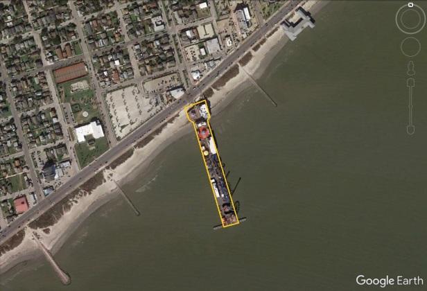 Des parcs en ville - Galveston (perimetre)