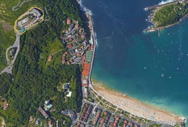 Des parcs en ville - Monte Igueldo (perimetre)