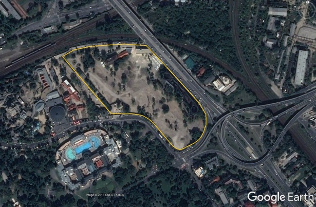 Des parcs en ville - Vidam Park (perimetre)