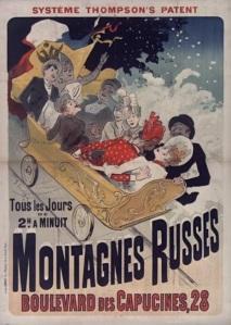 Montagnes Russes - Bd Capucines
