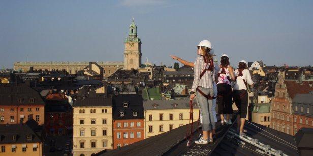 Stockholm Rooftopwalk
