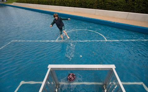waterfootball