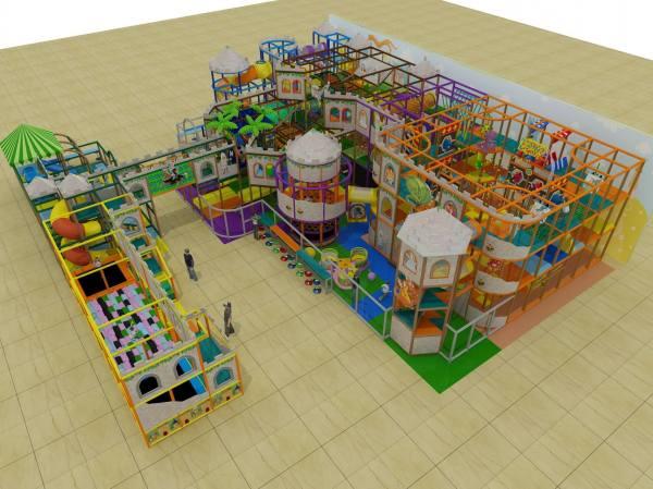 Indoor Playground Intl - Castle