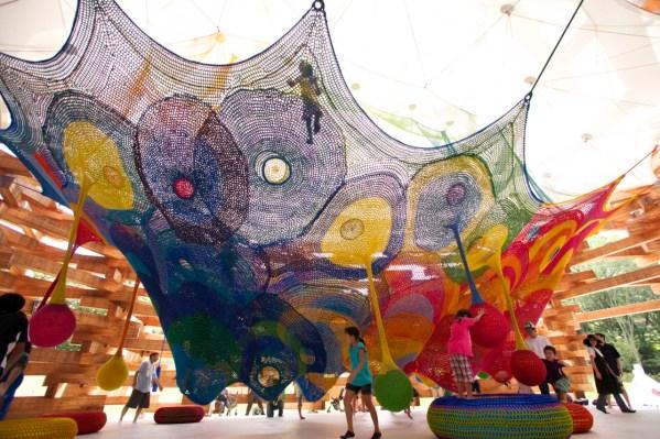 Rainbow Net Playground (Hakone)
