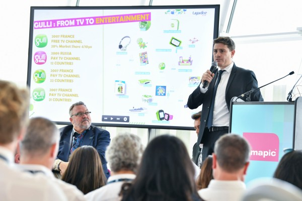 MAPIC 2018 - CONFERENCES - MAPIC LEISURE SUMMIT - THE ENTERTAINMENT INDUSTRY TODAY