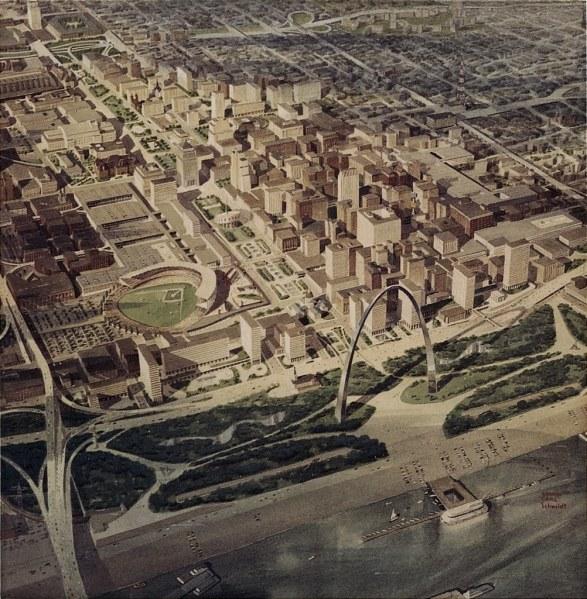 Riverfront - Plan Masse