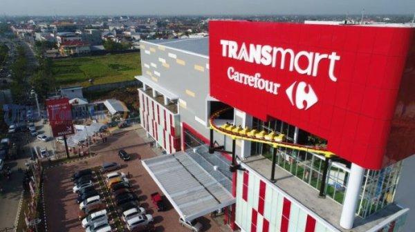 Transmart-Rollercoaster